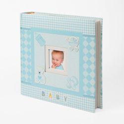 러블리 베이비 성장앨범(4x6) (50매) (블루)