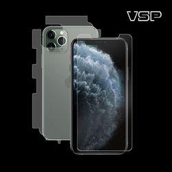 아이폰11 Pro Max 항균 액정+무광블랙 측후면필름 1