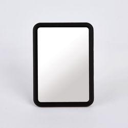 블랙프레임사각거울