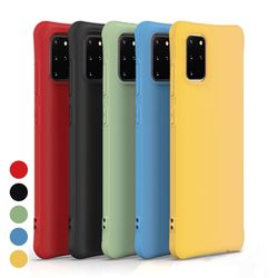 갤럭시S10 5G 데일리 심플 파스텔 실리콘 케이스 P545