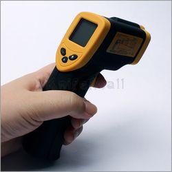제우스 비접촉 적외선 온도계 DT8550  산업용