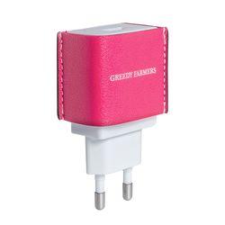 그리디파머스 퀄컴 퀵차지 3.0 18w 고속 충전기 (19 colors)