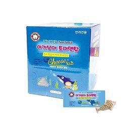 애견장난감간식 아기상어 덴탈껌 24p 치즈맛