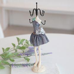 펄 미니 드레스  악세사리거치대 (악세사리 보관함)