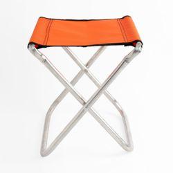 캠프 접이식 레저의자(오렌지)