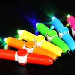 1000 LED 스피너 볼펜 (랜덤발송)
