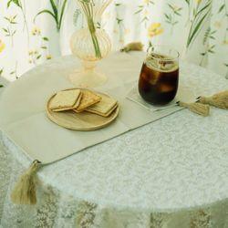테이블 매트 (아이보리)