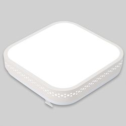 LED 직부등 미라클 사각 화이트 하얀빛 15W