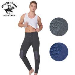비버리힐즈 폴로클럽 남성 융기모 방한 무릎 덧댐 바지 BPI-1036