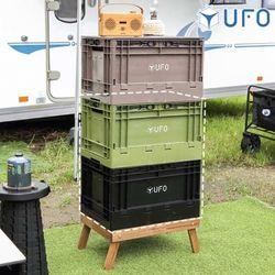 UFO 오픈도어 캠핑박스 2단세트(박스2+상판1)