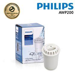 필립스 피쳐정수기 전용필터 1PC-AWP200