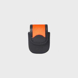 리젬 에어팟 케이스 - 블랙 오렌지