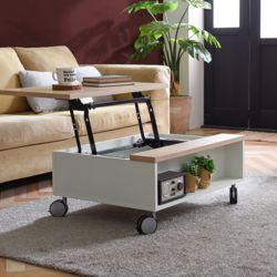헤이그 리프트업 이동식 소파 테이블 800