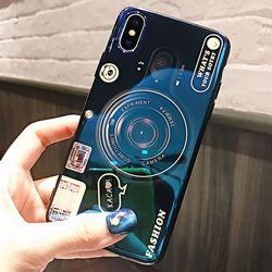 갤럭시S10LITE 홀로그램 카메라 젤리 케이스 P379