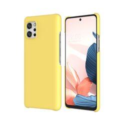 LG Q92 보이아 스킨퓨어 케이스 - 레몬
