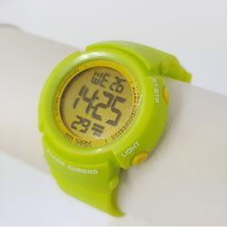액센트 액센트 디지털 손목시계