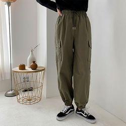 Troy Pocket Jogger Pants