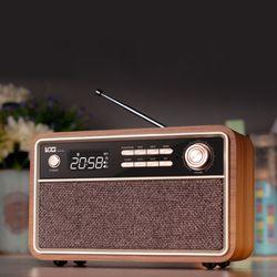 아날로그 감성 블루투스 스피커 라디오