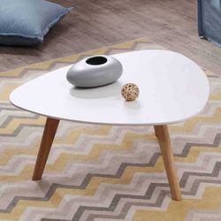 거실 탁상용 에그 테이블(원룸식탁)