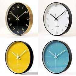 인테리어 디자인 저소음 시계