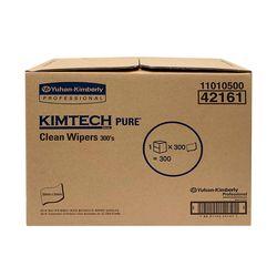 42161 킴테크 퓨어 크린 와이퍼 300매