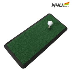 N4U(엔포유)골프 매트 N4U-GM001 스윙 연습용 잔디 매트