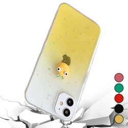 아이폰6S플러스 귀여운 심플 과일 젤리 케이스 P057