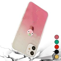 아이폰6 귀여운 심플 과일 커버 젤리 케이스 P057