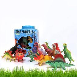 다이노 플래닛 12 알파 디노 공룡 사전