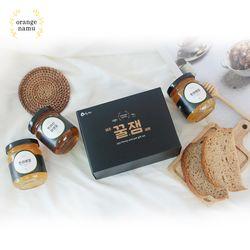 [단독제작] 꿀 잼 세트 (야생꿀 + 한라봉잼)