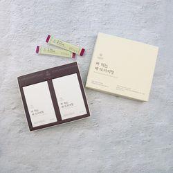 산골농장 배도라지청 스틱형 선물세트 + 쇼핑백