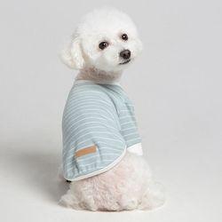 메종드독 강아지옷 데일리케치 블루