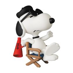 Film Director Snoopy (PEANUTS Series 11)
