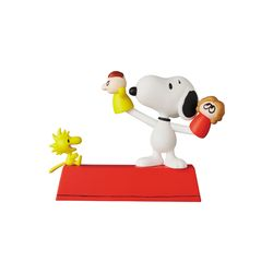 Puppet Show Snoopy & Woodstock (PEANUTS Series 11)
