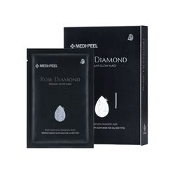 메디필 로즈 다이아몬드 래디언트 글로우 마스크 25ml10매