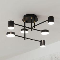 LED 머플 인테리어 직부등 50W