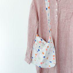 terazzo shoulder bag