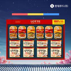[롯데푸드]의성마늘 로스팜 스페셜 2호 추석선물세트