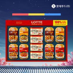 [롯데푸드]의성마늘 로스팜 스페셜 3호 추석선물세트