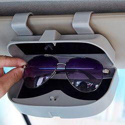 차량용 안경/썬글라스 수납 케이스