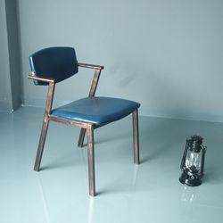 인테리어 심플스타일 쿠션 의자