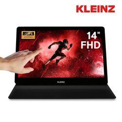 14 FHD 휴대용 모니터 K14FT(터치스크린LG IPS패널)