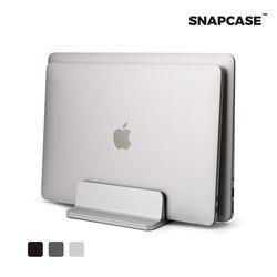 알루멘 N4 노트북 수직 거치대 스탠드 듀얼