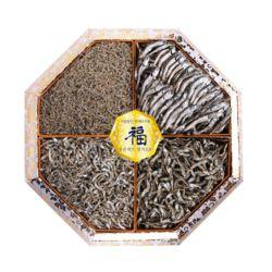 [해조]한지함 정선 멸치 추석선물세트