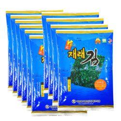 [해조]광천 생생 재래김 10봉 추석선물세트