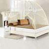매직 원터치 모기장 3초완성 텐트 침대 바닥겸용 대형(3-4인용)