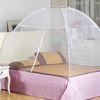 매직원터치 모기장 3초완성 텐트 침대 바닥겸용 특대형(4-5인용)