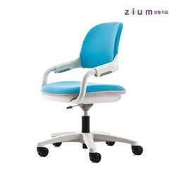 생활지음 제미니 73C 회전형 유아동 의자 고정중심봉일반캐스터
