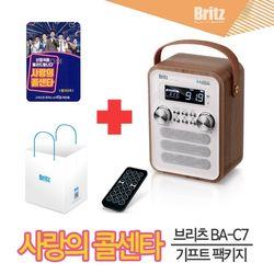 브리츠 BA-C7+사랑의콜센터 103곡 음원 팩키지 한정판