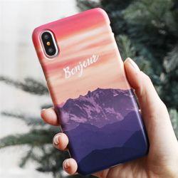 감성뷰 슬림 하드 케이스 갤럭시 노트 s 아이폰 xs 10